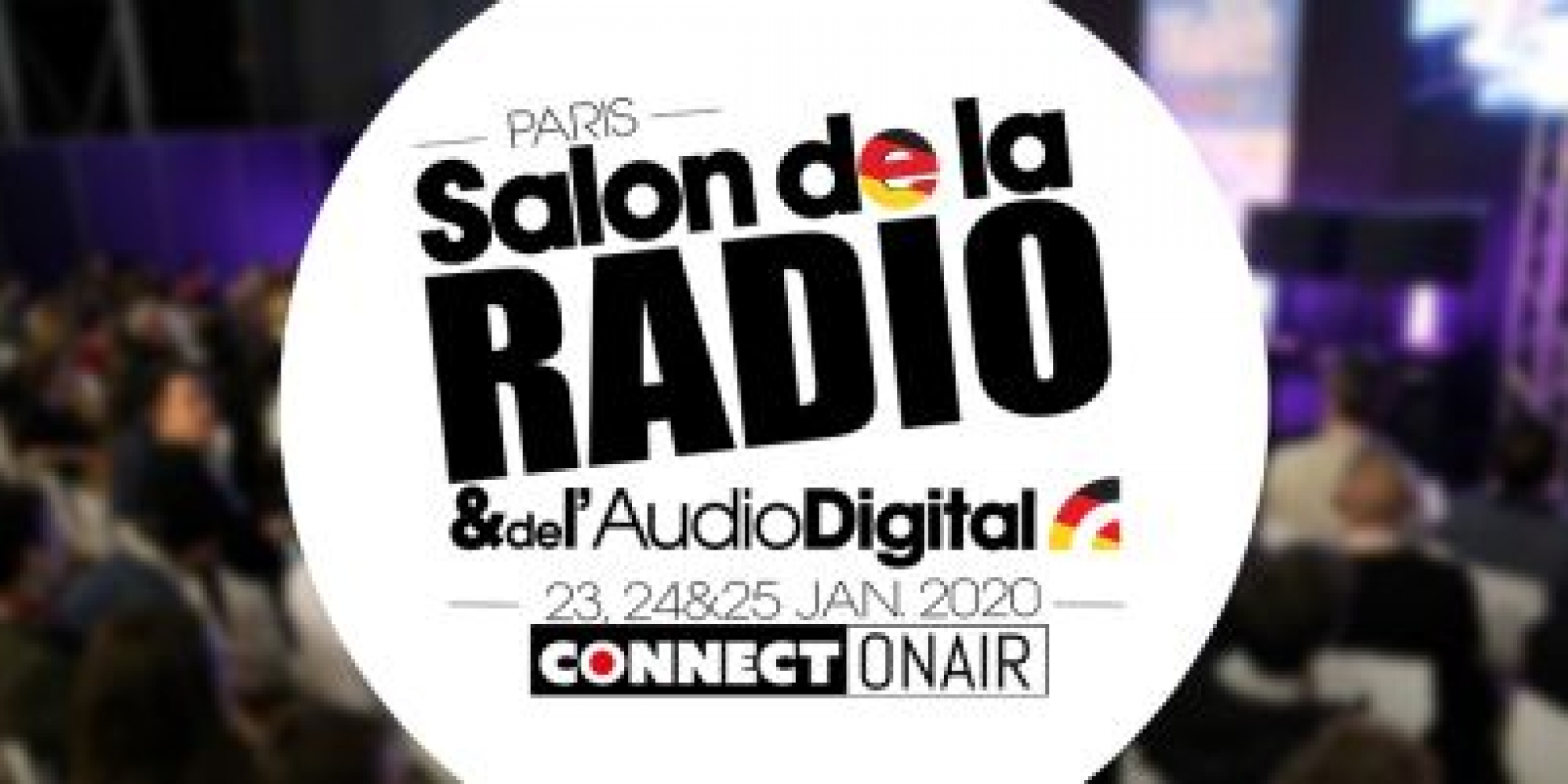Lets meet at the European Radio and Digital Audio Show 2020